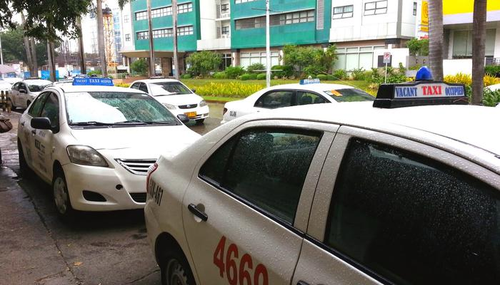 Taxi scams in the Philippines?